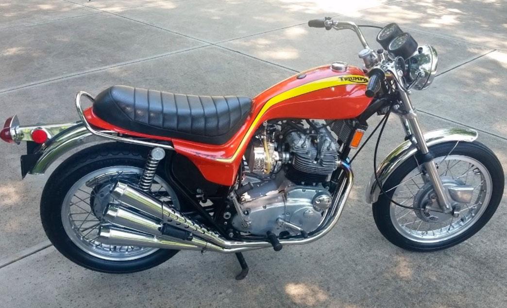 Motorbike Insurance Classic Motorbike Insurance
